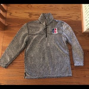 American University Fleece Sweatshirt